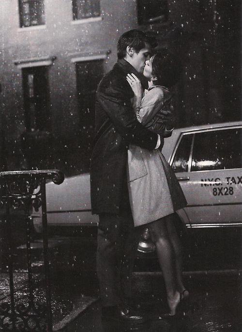 Pourquoi ai-je toujours froid? Parce que quand je pense à toi, un frisson traverse mon corps...