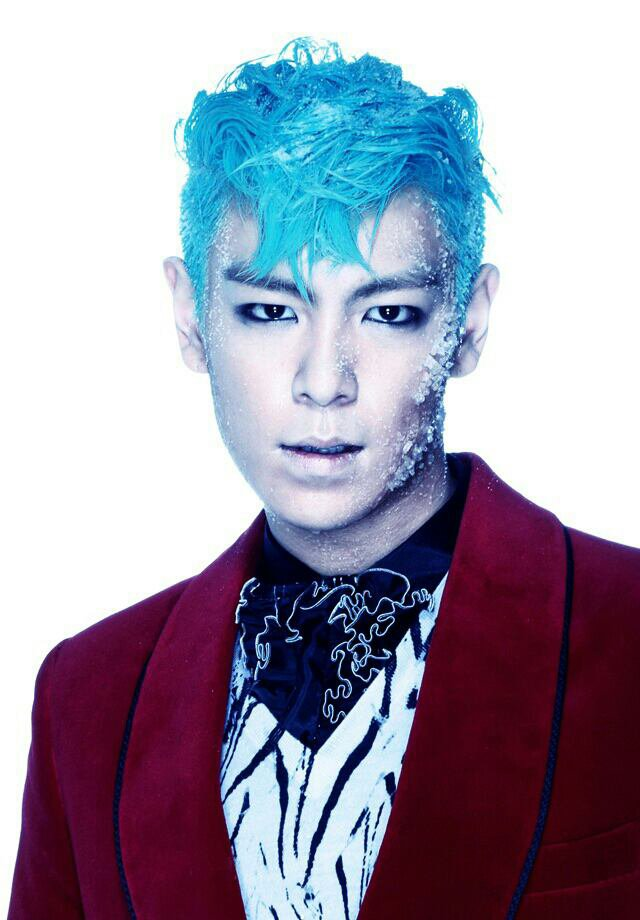 T.O.P ET G-DRAGON