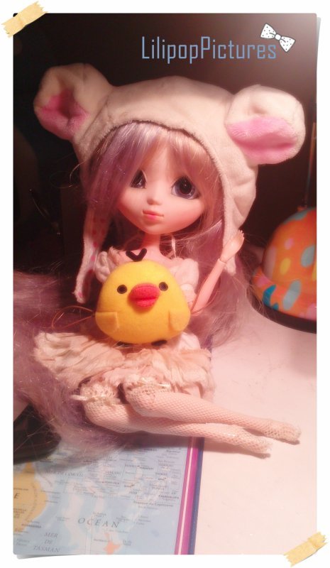 Yuki [pullip de ma cousine]