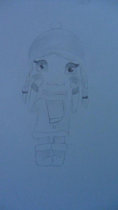 Mes dessins (sans couleurs)