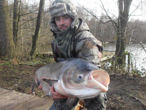 Petite session de 24h est 3 beaux fish