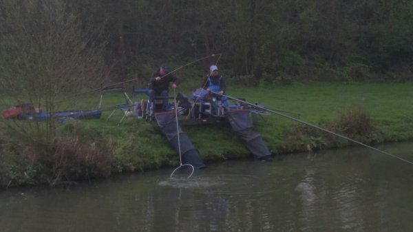 Résultat concour Milo dans la fisherie