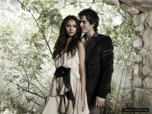 :) Nouvelles Photos promotionnelles de Vampire Diaries :)