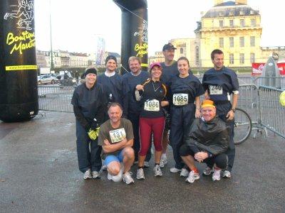 Résultats du Marathon de vincennes