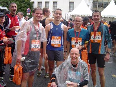 Résultats du Semi Marathon de Boulogne