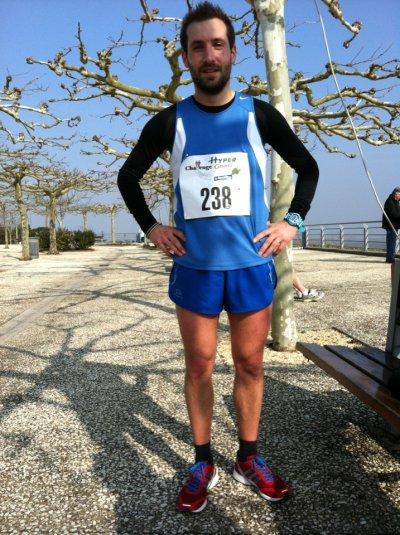 course individuel à Marmande