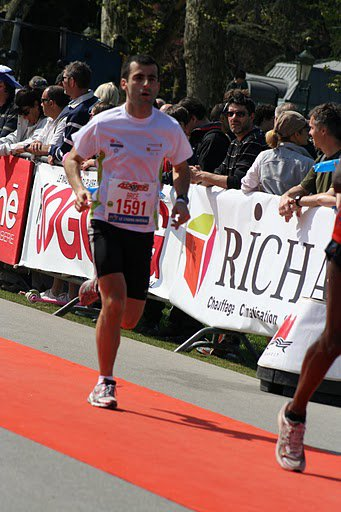 Résultats du semi Marathon et du Marathon d'Annecy