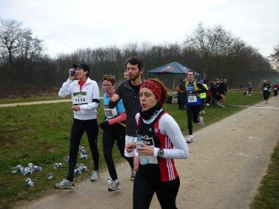Résultat du 10Km de courir pour le plaisir à Vincennes