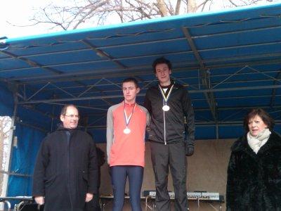 Résultats du cross de SCEAUX 2012