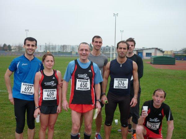 Résultats semi marathon de Savigny