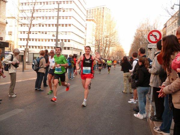 Résultats Marathon de Marseille