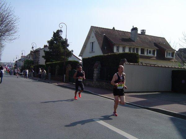 résultats du Semi Marathon d'Antony