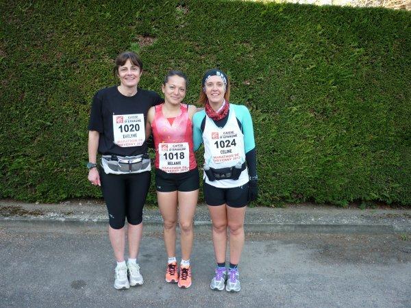 résultat du Marathon de Cheverny