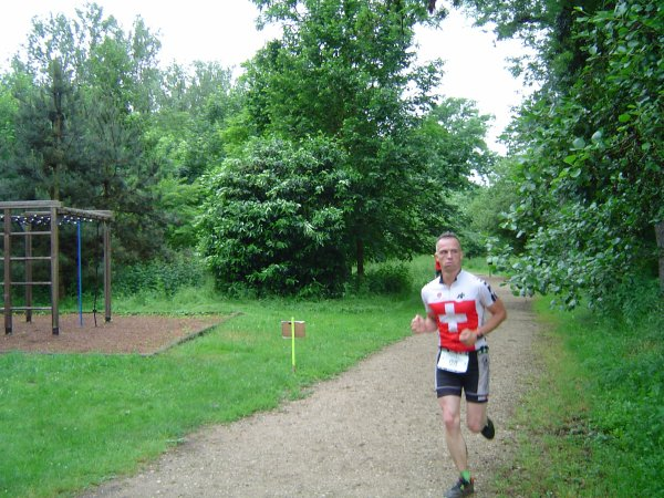 Résultats du trail de Breuillet