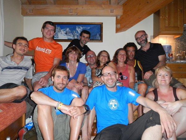 Résultat du cross et du Marathon du Mont Blanc