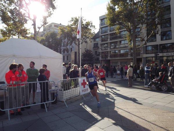 résultat du 10Km de Neuilly