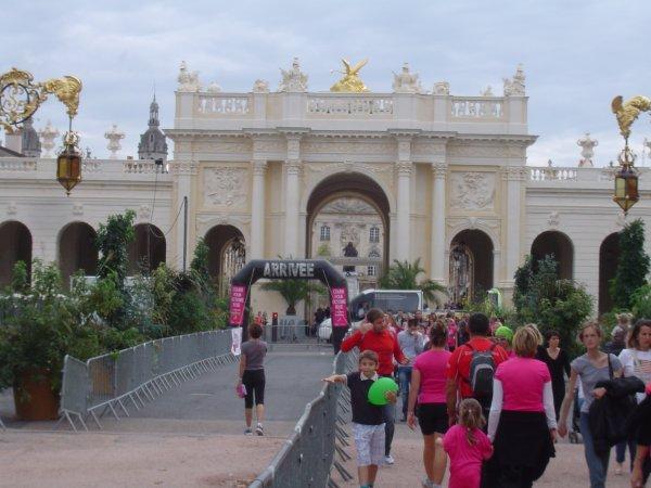 Résultat du championnat de semi marathon à Nancy