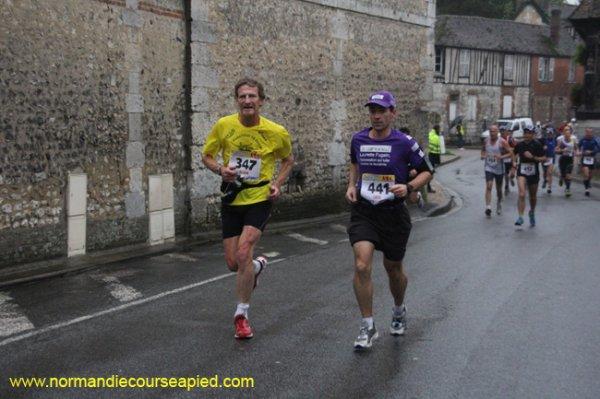 résultat du Marathon de Val de REUIL