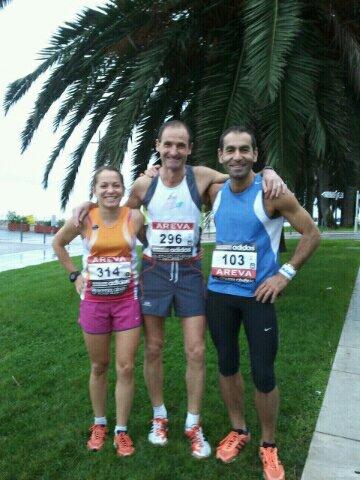 résultats du championnat de marathon Nice -Cannes