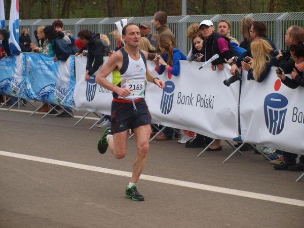 Résultat du Marathon de Cracovie