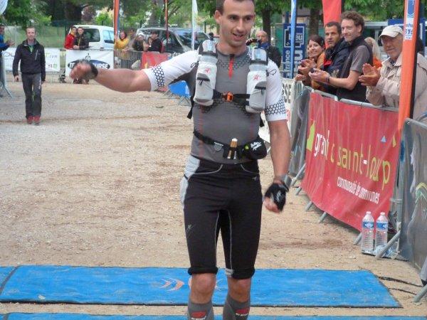 Résultat des 120Km de l'Ultra trail Draille