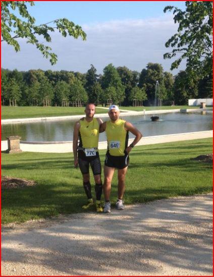 resultat  du marathon de Marne et Gondoire