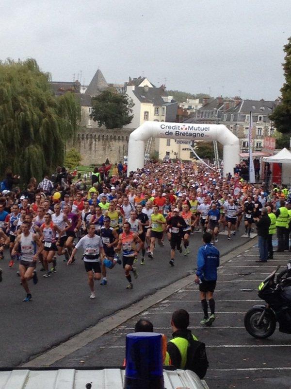 Résultat du Marathon de Vannes
