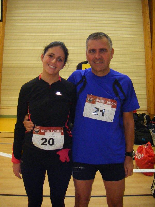 résultat du semi marathon d'ANDRESY