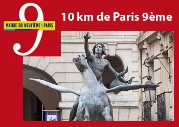 Résultat du 10Km du 9eme arrondissement