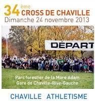 résultat du cross de Chaville