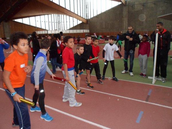 Résultat des compétition en salle FSGT