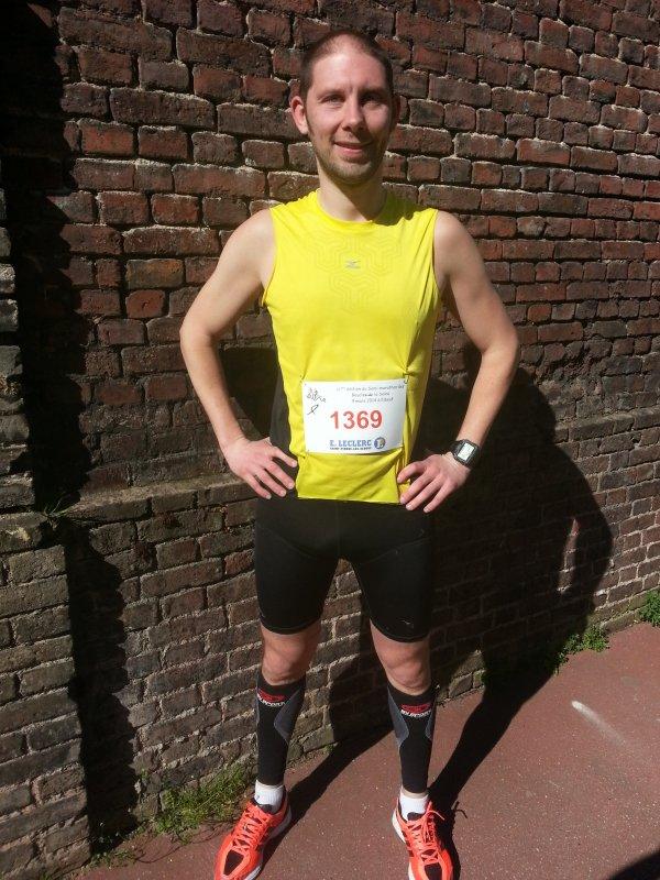 résultat du semi marathon d'Elbeuf dans le 76