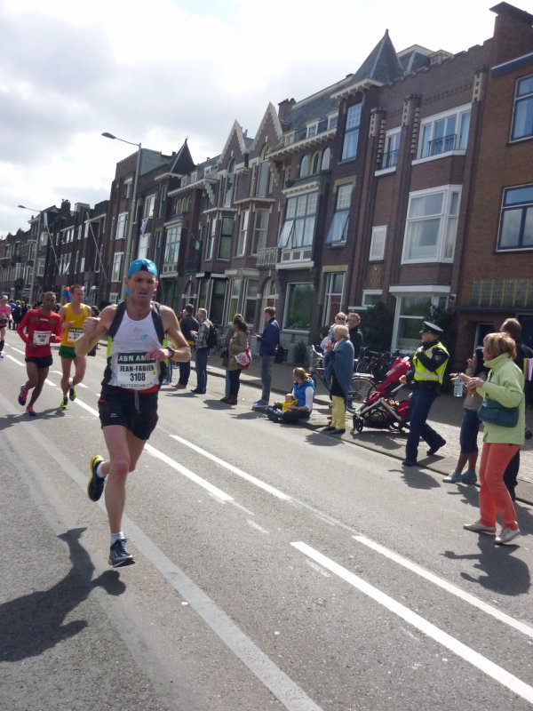 résultat du Marathon de Rotterdam