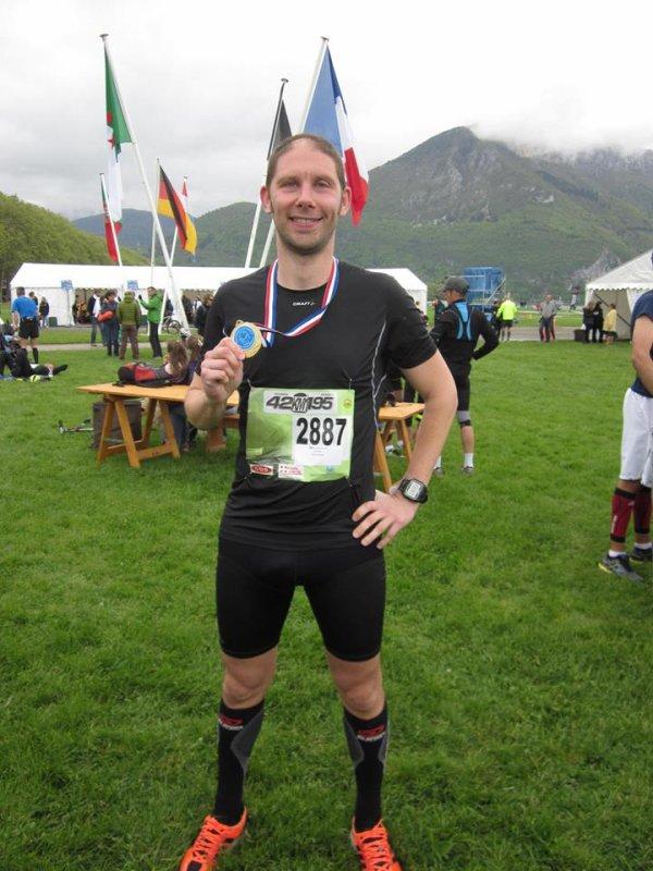 Résultat du marathon d'Annecy