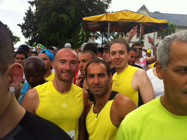 résultat du marathon de Marne et Gondoire