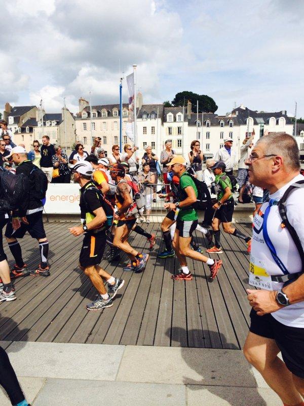 Résultat du WE  dans le Morbihan