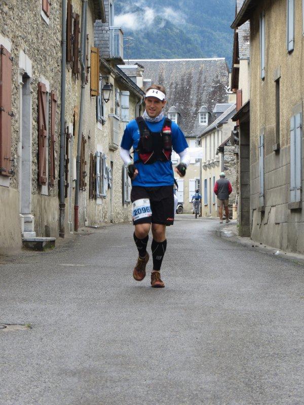 résultat de l'ultra trail des 120 Km des Pyrénées