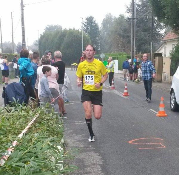 résultat des 10 Km de Houppeville