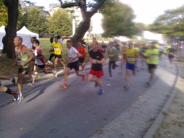 résultat des 6Km 200 du parc de Montsouris