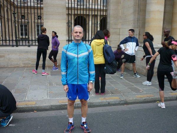 Résultat des 10Km de Paris Centre