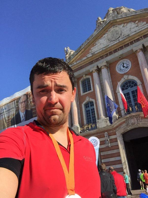 Résultat du marathon de Toulouse