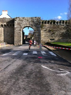 résultat des 5Km de la corrida de Guérande