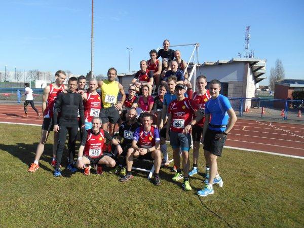 Résultat des 10Km et Semi Marathon de Savigny