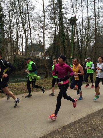 Résultat du semi Marathon de Chartres