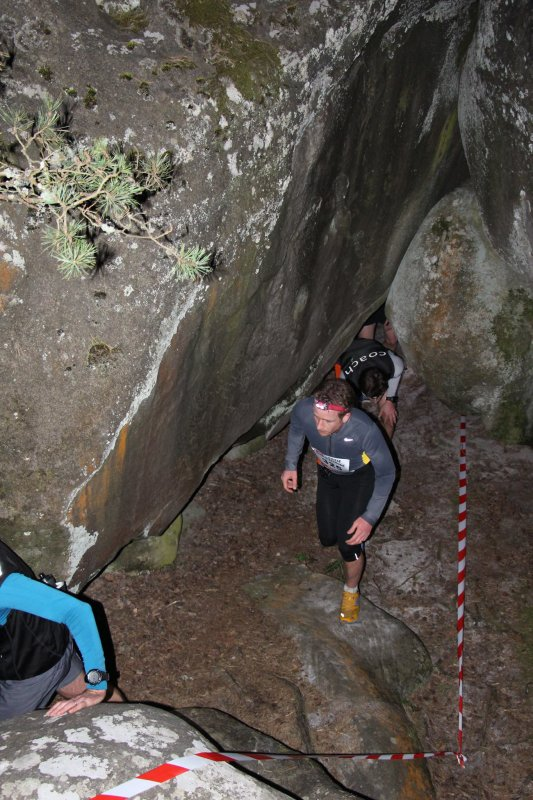 Résultat du trail le Xtrem à Buthiers