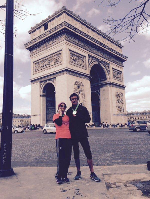 Résultat du marathon de paris