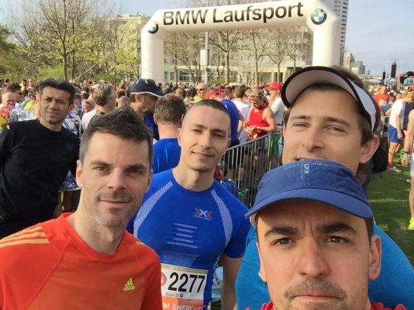 Résultat du Marathon de Vienne en Autriche