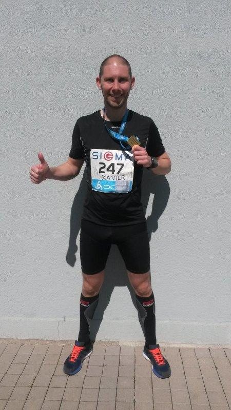 Résultat du Marathon de Nantes