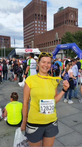 résultat du semi marathon d'Oslo