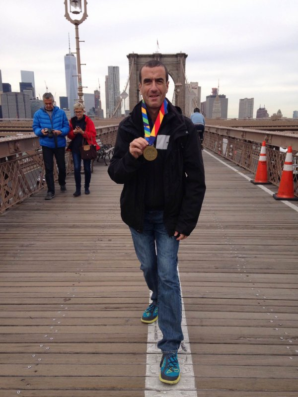 Résultat du Marathon de New York